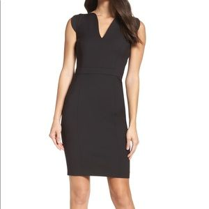 Lolo Stretch Sheath Dress, French Connection